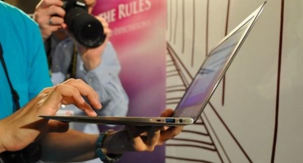 Asus выпустила ультрабук UX21