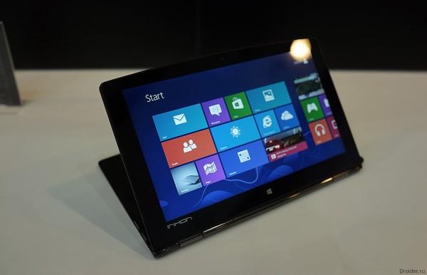 Inhon Carbon Tablet: самый необычный планшет