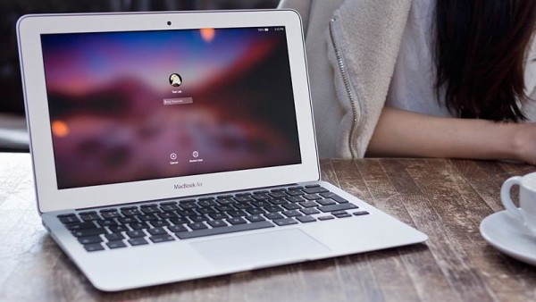 Обновленные MacBook Air