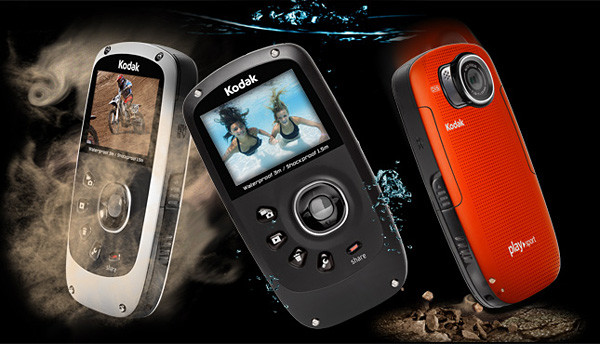 Видеокамера Kodak Play Sport