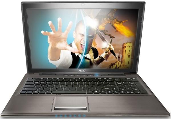 Игровой ноутбук MSI GE620DX