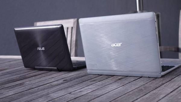 Битва ноутбуков: Asus vs Acer