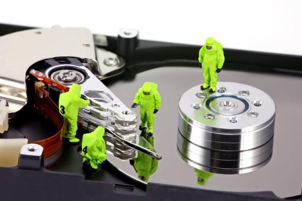 Как восстановить данные на жестком диске?