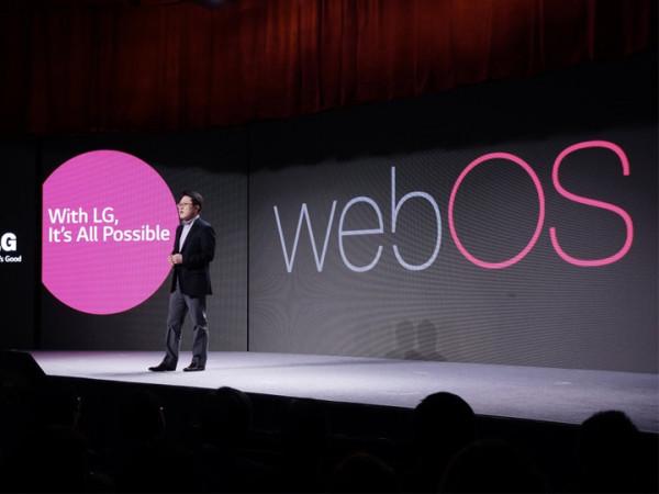 HP запускает WebOS