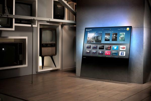 Philips выпустил новую линию телевизоров DesignLine