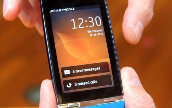 Nokia анонсировала еще две модели линейки Asha Touch