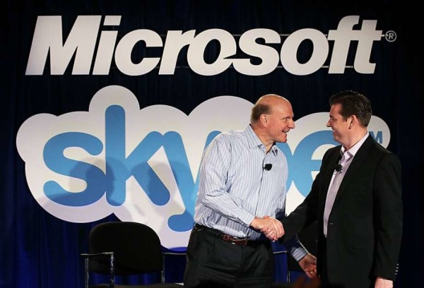 Интеграция Skype с продуктами Microsoft