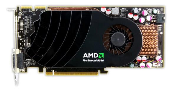 Новые графические платы линейки AMD FireStream