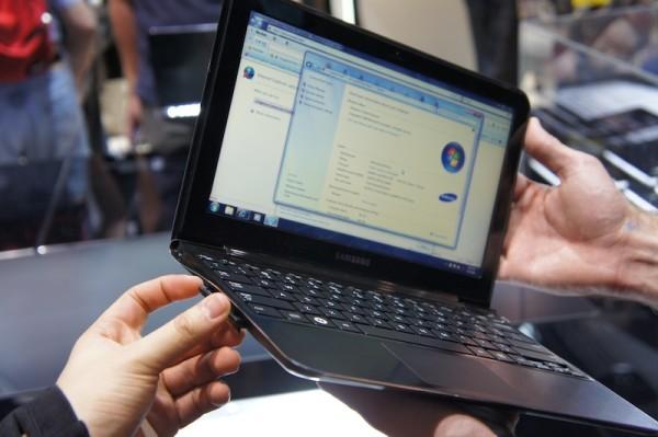 Тонкий ноутбук Samsung Notebook 900X3A