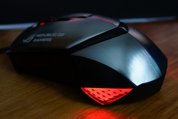 Геймерская мышь ASUS GX1000