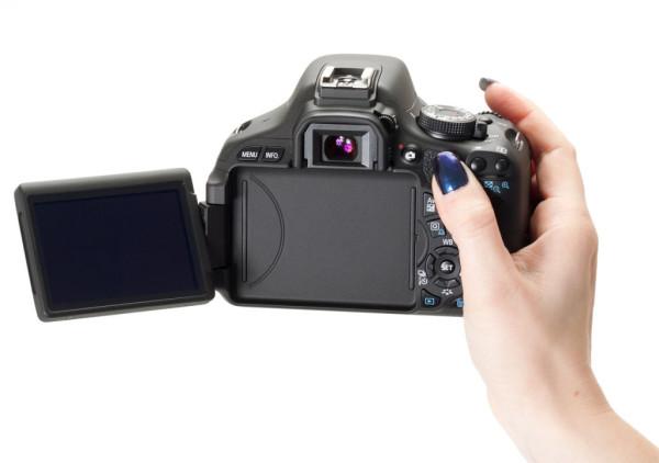 Камера для фотографов Canon EOS 600D