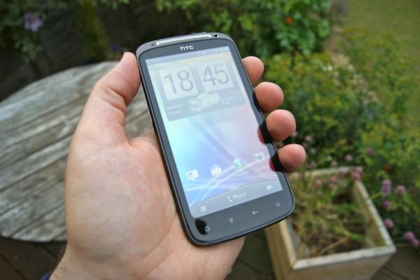 Двухъядерный смартфон от HTC Sensation
