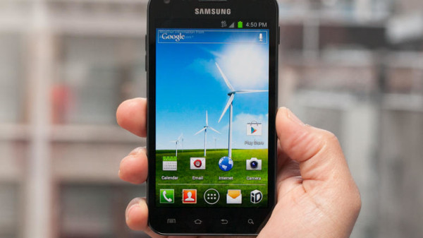 Смартфон Samsung Galaxy S2