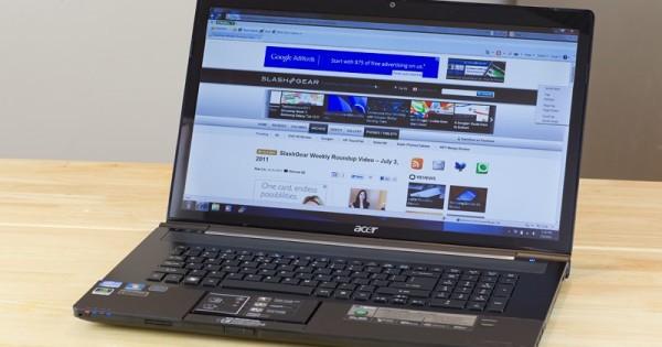 Ноутбук Acer Ethos 8951G