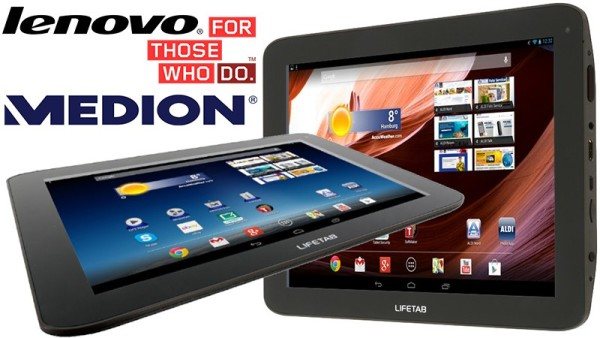 Lenovo приобретает Medion