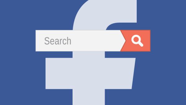 Поисковик Bing ищет информацию в открытых профилях Facebook