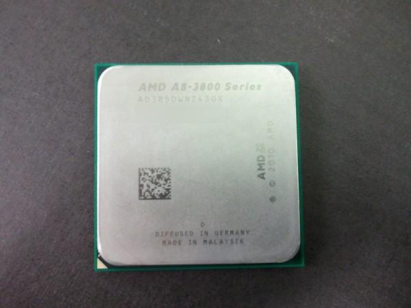 Прием предварительных заказов на процессоры AMD Llano