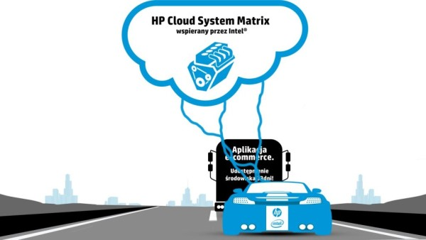 HP представила CloudSystem