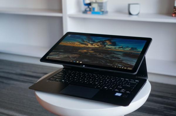 Sony продемонстрировал новый ноутбук VAIO Z