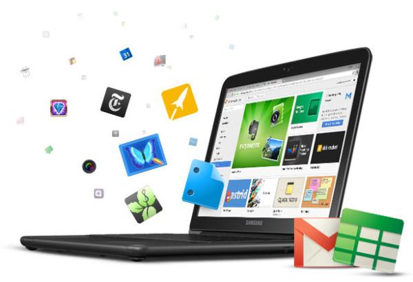 Chrome OS и Chrome Web Store