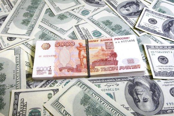 россия-и-доллар