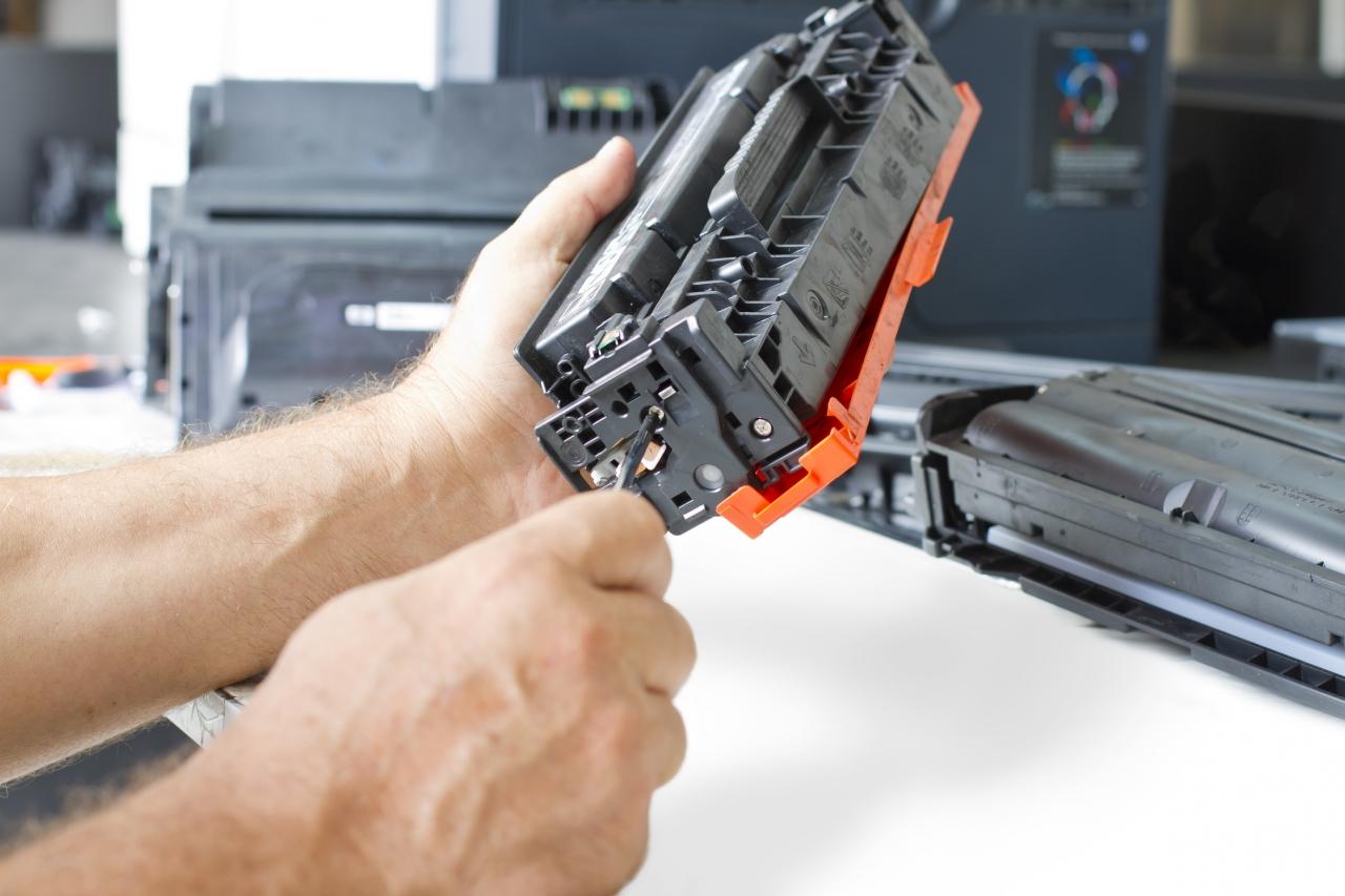 Особенности заправки картриджей для принтеров