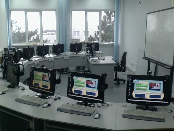 Комплексное оснащение кабинетов учебным оборудованием