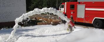 Пенообразователи для пожаротушения