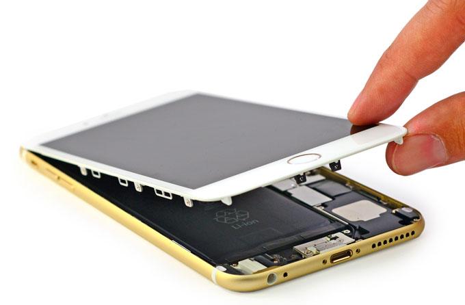 Где отремонтировать IPhone 6