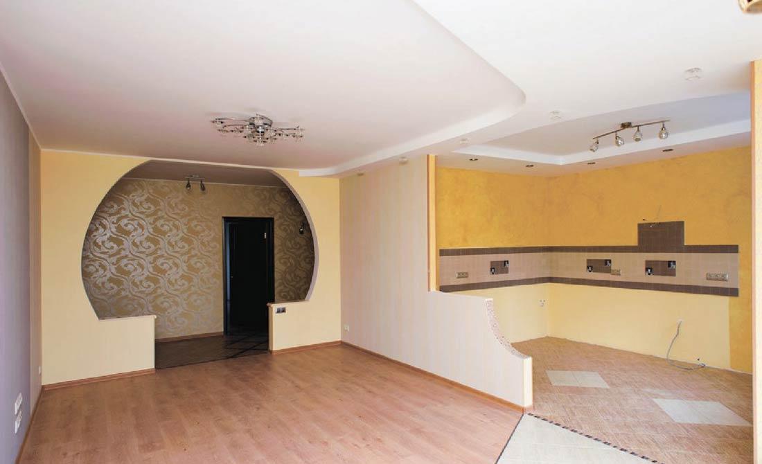 Десноград квартиры с отделкой